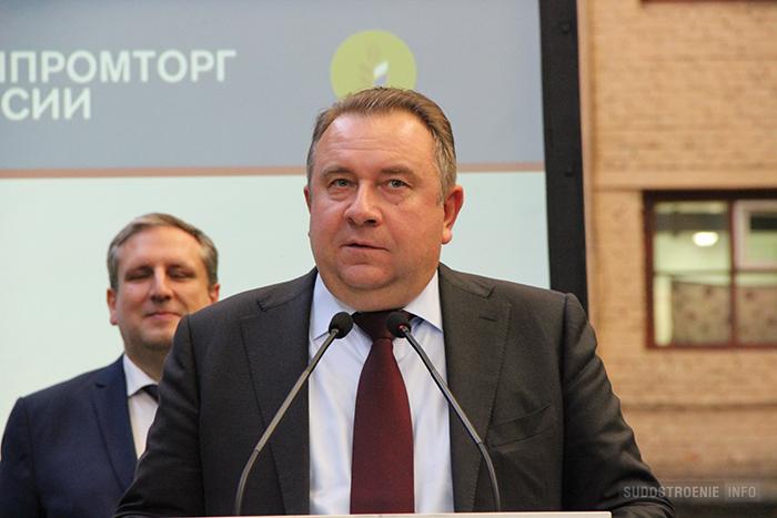 Президент ОСК Алексей Рахманов