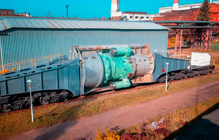 Реакторная установка РИТМ 200