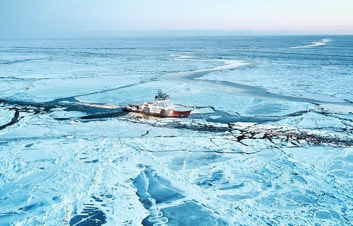 Газпромнеять - постоянный участник RAO/CIS Offshore 2019