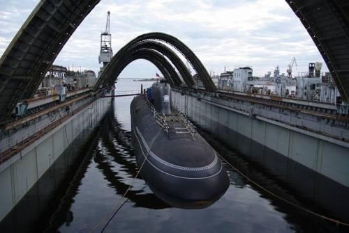 Новые русские подводные лодки смогут скорее найти врага