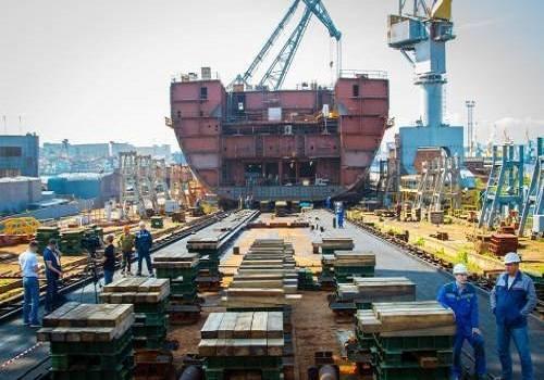 РФ к 2035-ому году планирует постройку 8-ми атомоходов