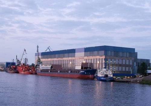 Паромы для Калининграда планируют построить наНевском заводе