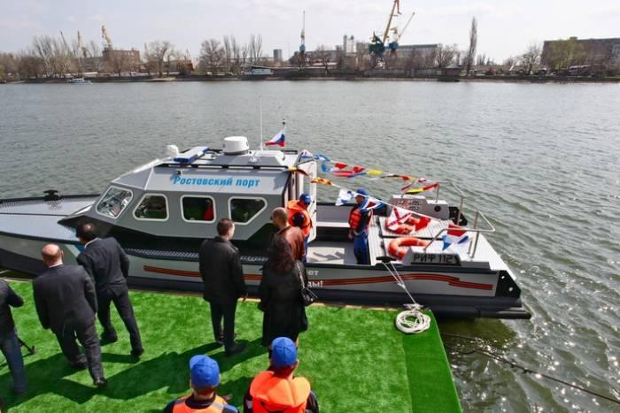 Россия отправила в Судан катера, сделанные по уникальной технологии