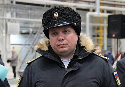 ВПетербурге заложили корабль противоминной обороны «Яков Баляев»