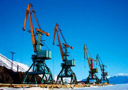 С начала года грузооборот морских портов России вырос на 4,4%