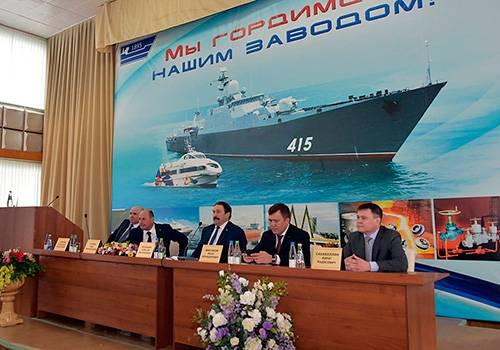 ВЗеленодольске состоится церемония закладки 2-х прогулочно-экскурсионных пассажирских судов