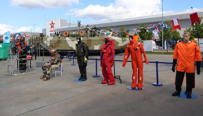 Результаты военно-технического форума 'Армия-2021' для судостроения