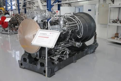 Путин запустил вРыбинске производство корабельных газотурбинных моторов