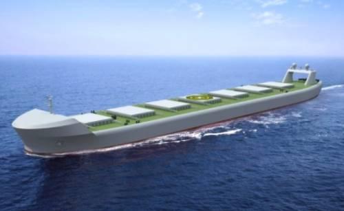 Китай построит безэкипажное судно к 2021 году