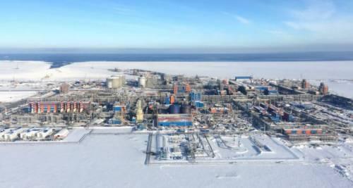 «Ямал СПГ» начал экспортировать газовый конденсат