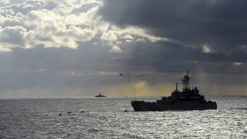 МинобороныРФ начало развертывать мировую систему морского слежения