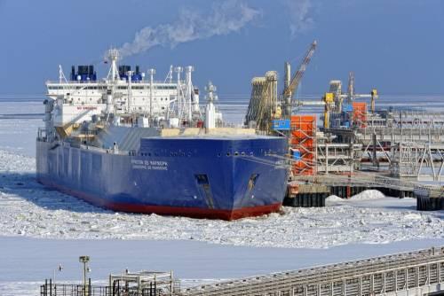 «Ямал СПГ» отгрузит две первые партии сжиженного природного газа вноябре
