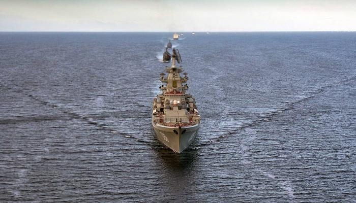 ВРязани отпраздновали 320-ю годовщину образования русского флота
