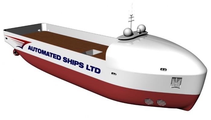 В Европе построят автономный корабль снабжения