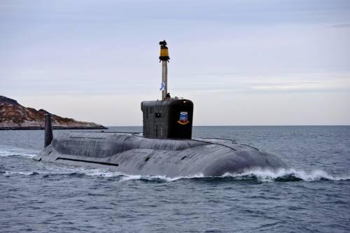 Новый подводный ракетный крейсер получит имя «Князь Пожарский»