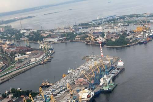 За9 месяцев грузооборотАО «Морской порт Санкт-Петербург» снизился на9,9%