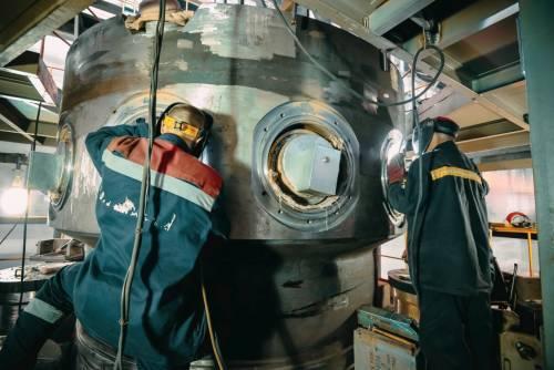 Первый реактор для атомного ледокола 'Урал' почти готов