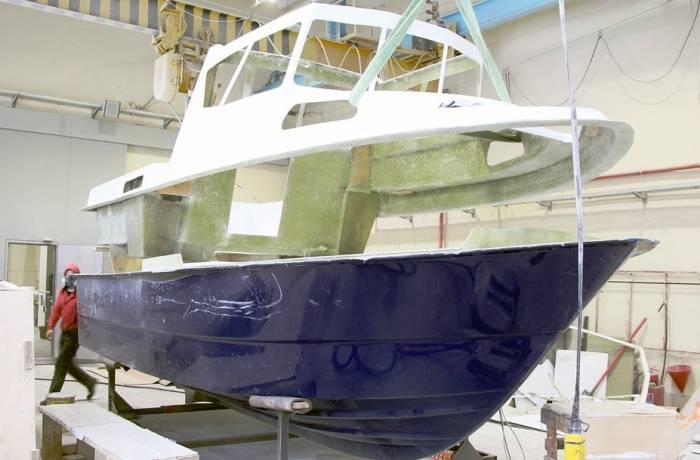 применение лодок